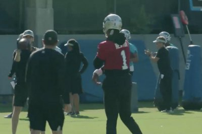Panthers livestream Cam Newton's new throwing style at minicamp