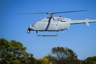 Navy's Fire Scout unmanned helicopter achieves initial operational capability