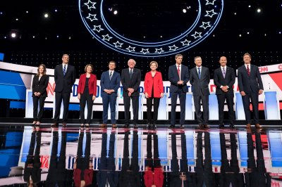 Democrats set for second round of presidential debates
