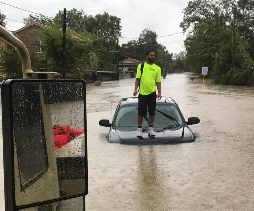 Catastrophic flooding after Imelda unloads 3 feet of rain in Texas