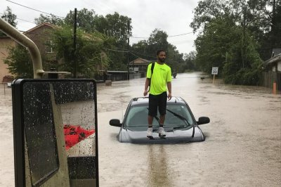 Flooding from Imelda turns deadly in Texas as rainfall totals approach 4 feet