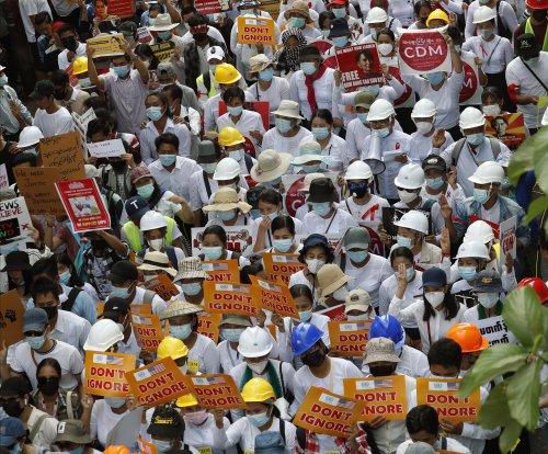 Protesters rally despite Myanmar junta's 'ominous' warning