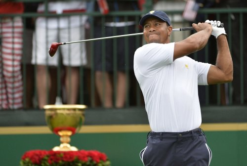 Tiger Woods again lands President's Cup for United States