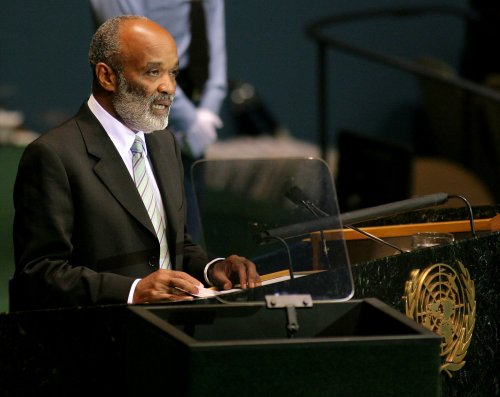 Preval: Aid better in Haitian provinces