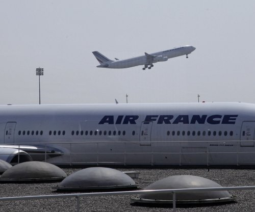 French air traffic controllers on strike
