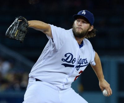 Clayton Kershaw collects 300th strikeout in Los Angeles Dodgers' win
