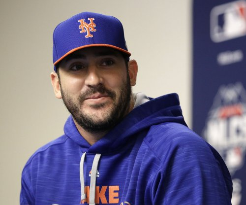 New York Mets to start Matt Harvey in NLCS opener