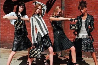 Jaden Smith wears skirt in new Louis Vuitton ad