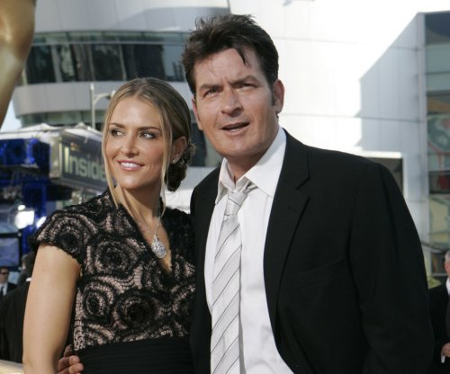 Charlie Sheen's twin sons safe as Brooke Mueller is hospitalized for evaluation