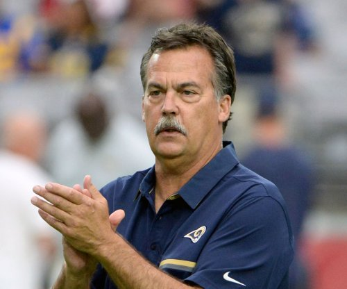 Los Angeles Rams executive suggests Jeff Fisher will be back