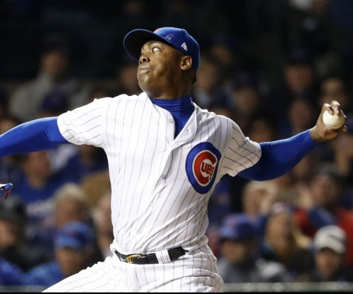 New York Yankees make offers to Aroldis Chapman, Kenley Jansen