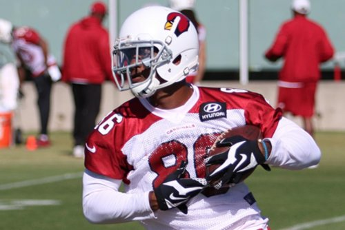 Ricky Seals-Jones: Arizona Cardinals promote TE, Eric Dickerson's cousin to active roster