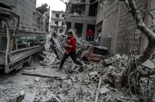 U.N. to vote on Syria cease-fire amid relentless bombardment