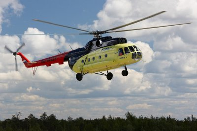 13 survivors rescued after helo crash in Tajikistan mountains