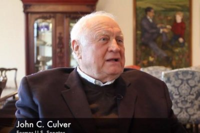 Longtime Iowa congressman John Culver dies at 86