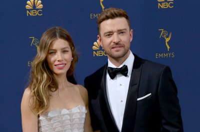 Justin Timberlake pays tribute to Jessica Biel for her 37th birthday