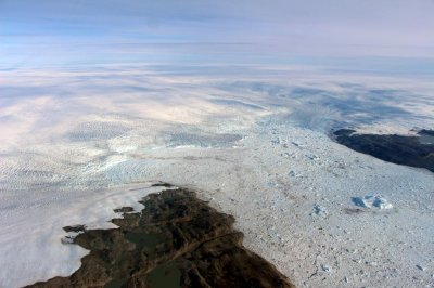 Greenland's fastest-shrinking glacier is growing again