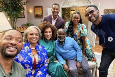 Will Smith, 'Fresh Prince' cast reunite to film HBO Max special