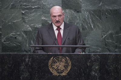 EU agrees to sanction Lukashenko