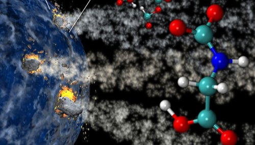 Experiment raises possibility life came to Earth from outer space
