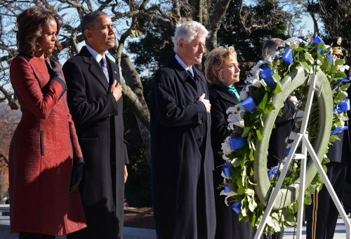 Kennedy assassination remembered in graveside ceremony