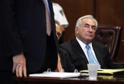 Report: Strauss-Kahn a problem on planes