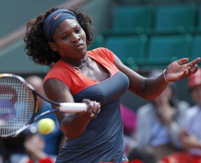 S. Williams ousted in French Open quarters