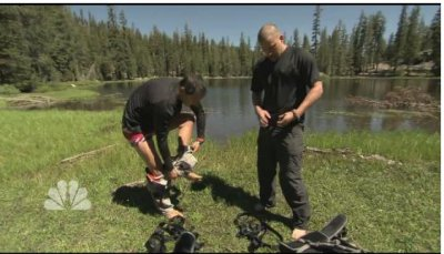 Bear Grylls, Channing Tatum go pantless on 'Running Wild'