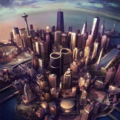 Foo Fighters announce new album 'Sonic Highways'