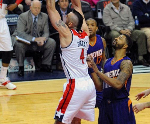 Phoenix Suns end Washington Wizards' 6-game winning streak