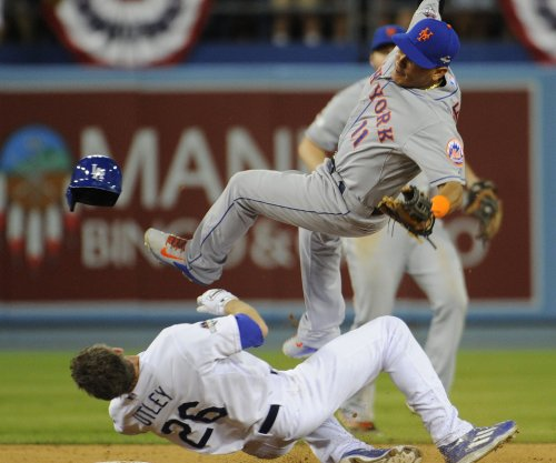 Los Angeles Dodgers' Chase Utley suspended two games, appeals