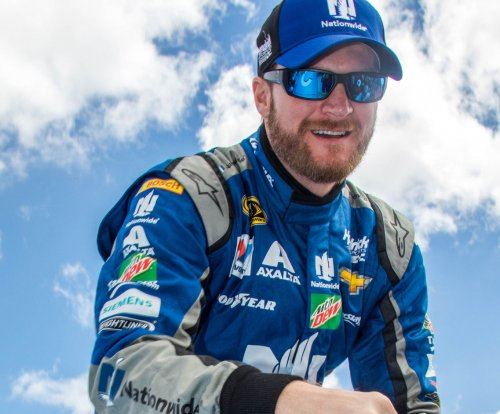 Questions about Dale Earnhardt's future cloud Darlington weekend