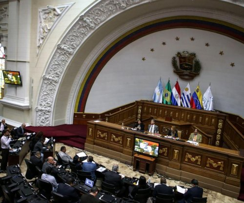 Venezuela's finance chairman proposes suing justices over budget ruling