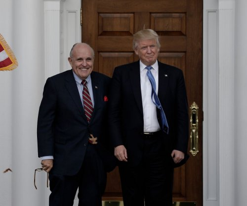 Rudy Giuliani: Trump repaid Cohen for Stormy Daniels payment