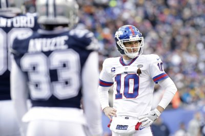 Eli Manning out to prove New York Giants right for not drafting QB