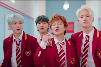 """Pentagon releases new EP, 'Humph!"""" music video"""