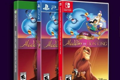 Classic 'Lion King,' 'Aladdin' video games coming to PS4, Switch
