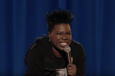 Leslie Jones is 'Mother of Dragons' in teaser for Netflix special