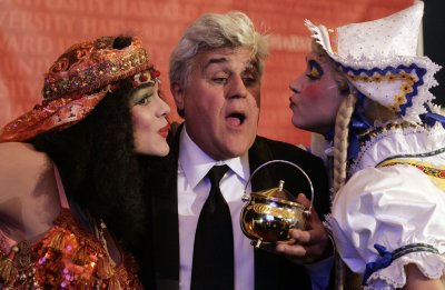 Jay Leno: 'Not my decision' to leave 'Tonight Show'
