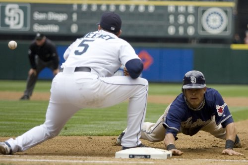 MLB: San Diego 8, Seattle 1
