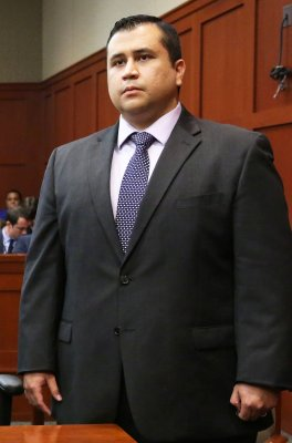 George Zimmerman's new painting features special prosecutor Angela Corey
