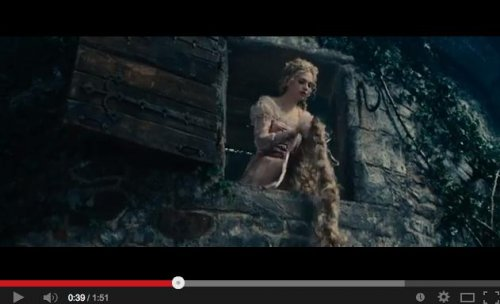 Disney's 'Into the Woods' debuts fantastical first trailer