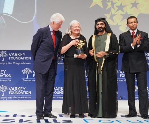 Winner of Global Teacher Prize donates entire $1M to nonprofit school