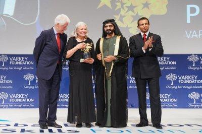 Winner of Global Teacher Prize donates entire $1M to nonprofit school