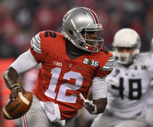 Reports: Ohio State QB Cardale Jones hospitalized with migraine