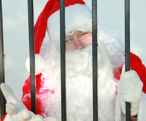Police: Santa enters through the drive-through window, robs KFC