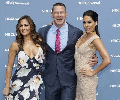 E! orders second season of 'Total Bellas' with Nikki Bella and John Cena