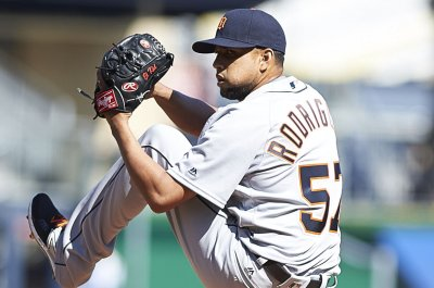 K-Rod runs out of strikes: Detroit Tigers pull plug on Francisco Rodriguez as closer