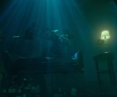 Sally Hawkins befriends imprisoned sea creature in 'The Shape of Water' trailer