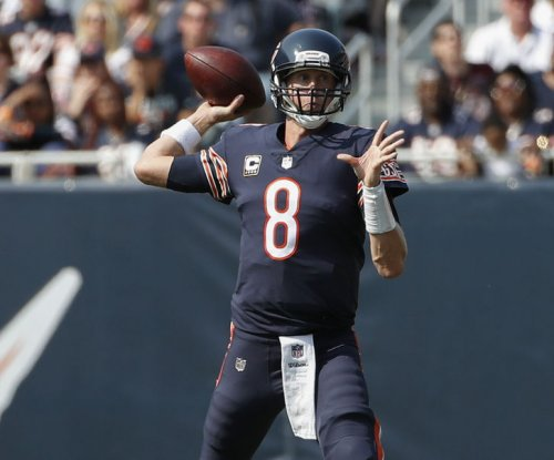 John Fox insists Mike Glennon still Chicago Bears' starting quarterback